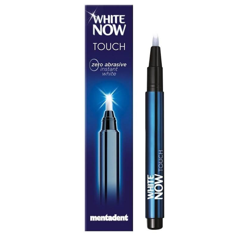 Mentadent - White Now Touch - Pennetta Sbiancamento Istantaneo