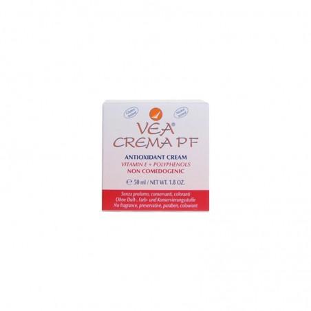 Vea - Crema Pf - Trattamento Antiossidante con Vitamina E + Polifenoli 50 ml