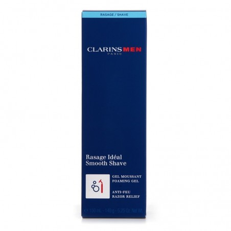 CLARINS - men rasage ideal smooth shave gel da barba 150 ml