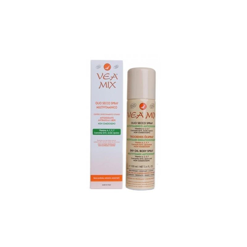 Vea - Mix Olio Secco Spray - Multivitaminico 100ml