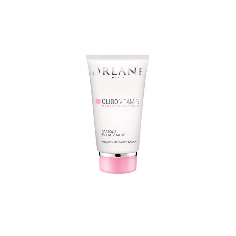 ORLANE - oligo vitamin masque éclat vitalité - maschera rivitalizzante viso 75ml