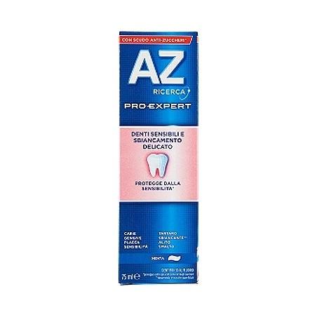 Az - dentifricio pro-expert denti sensibili e sbiancamento delicato 75 ml