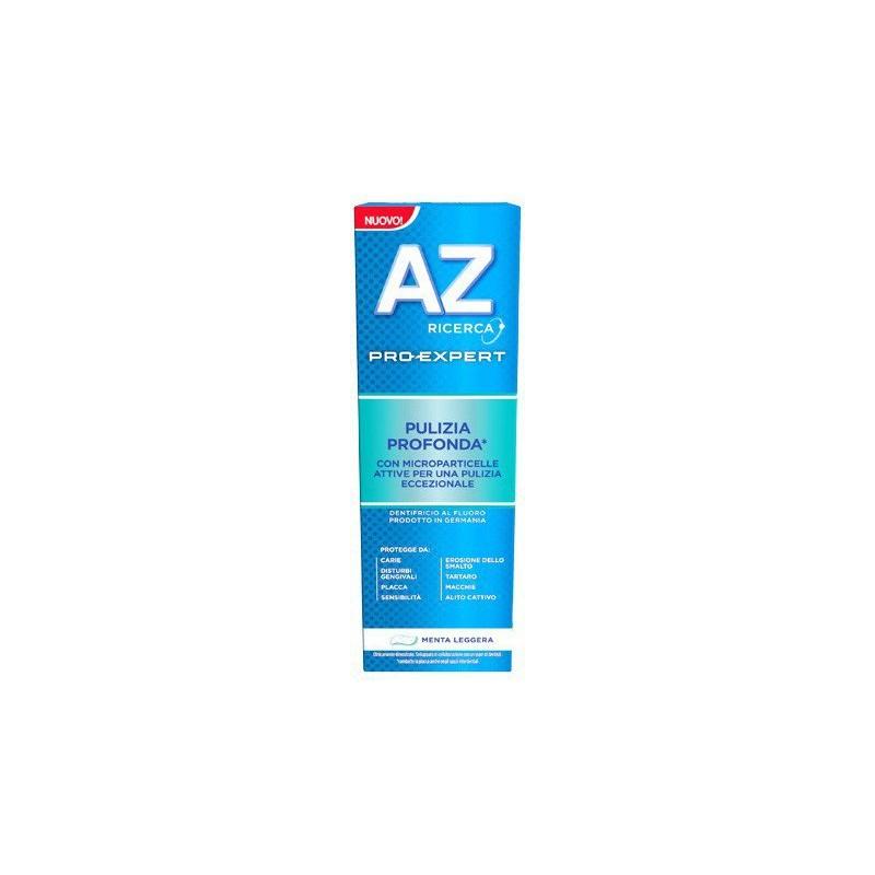 Az - pro-expert - dentifricio pulizia profonda 75 ml