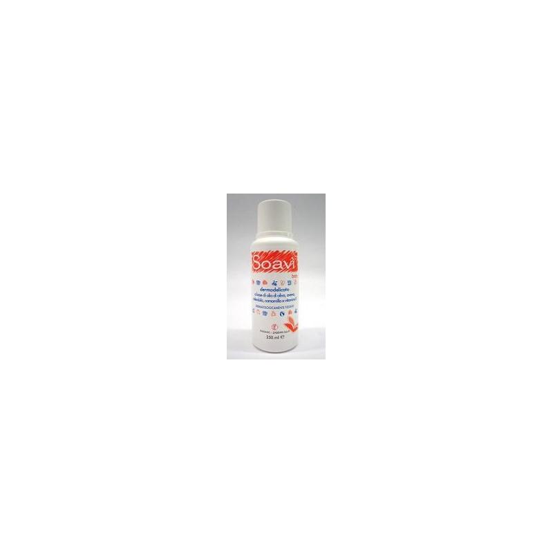 SOAVI - Detergente Per Bambini Dermodelicato Baby 250 Ml