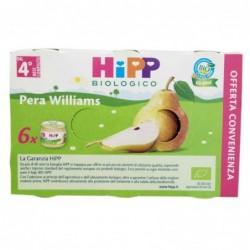 Omogeneizzato Pera Williams - Confezione 6 x 80 g