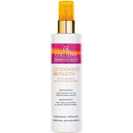 COLLISTAR - linea benessere deodorante della felicità 125 ml