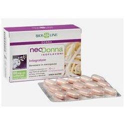 Neodonna Isoflavoni 30 Compresse - Integratore Alimentare Per I Disturbi Legati Alla Menopausa