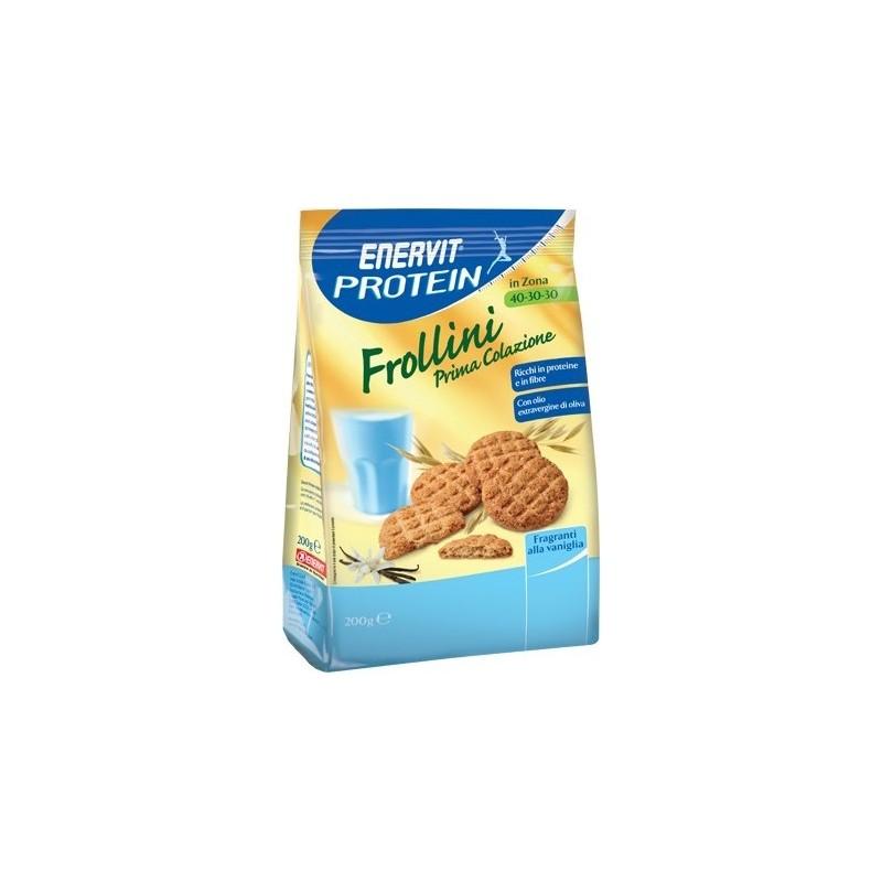 Enervit - Protein - Frollini40-30-30 alla Vaniglia 200 G