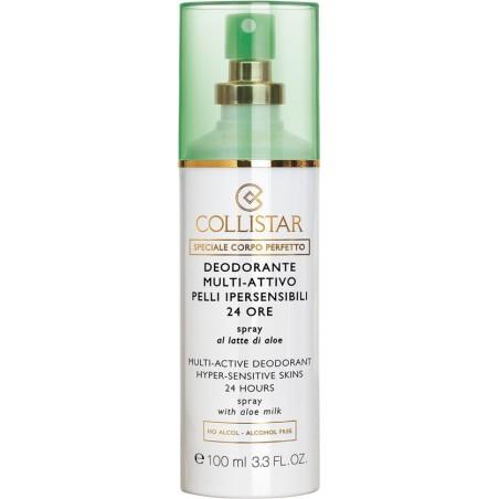 COLLISTAR - deodorante multi-attivo - Spary al latte di aloe 100 ml