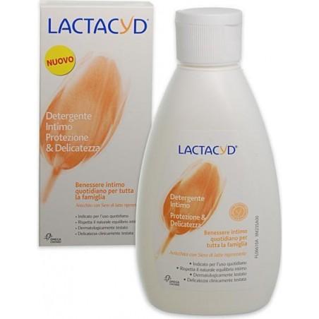LACTACYD - detergente intimo classico protezione e delicatezza 200 ml