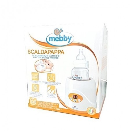 MEBBY - Scaldabiberon scaldapappa con display Digitale