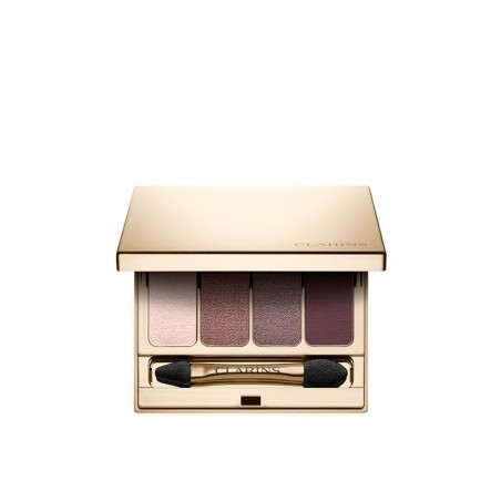 CLARINS - palette 4 couleurs - palette ombretti  n.02 rosewood