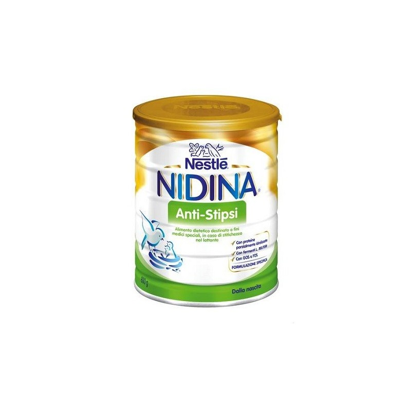 NESTLE - nidina anti-stipsi - latte in polvere 800 g