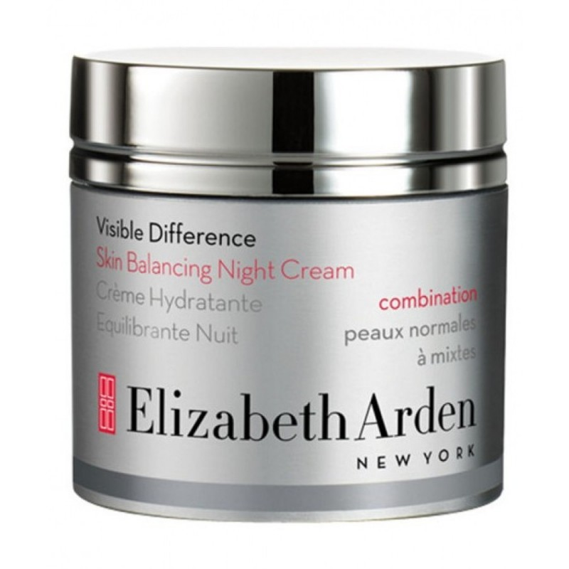 Elizabeth Arden - visible difference skin balancing night crema viso notte 50 ml
