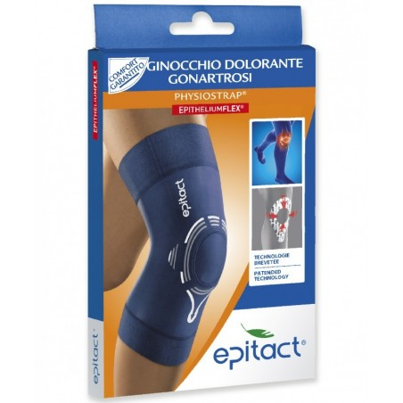 EPITACT - physiostrap ginocchiera per ginocchio dolorante taglia s