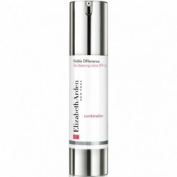 visible difference skin balancing lotion sunscreen spf 15  fluido viso 50 ml