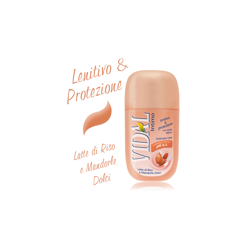 detergente intimo lenitivo con latte d'avena 250 ml