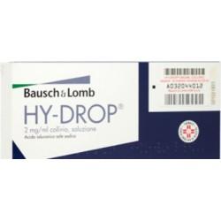 Hy-drop collirio idratante 20 monodosi da 0,25 ml