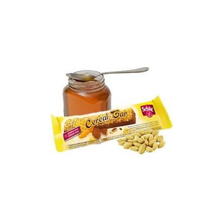 Schar - Merendine Senza Glutine Per Celiaci Barretta Di Cereali Con Cioccolato Al Latte Cereal 25 G