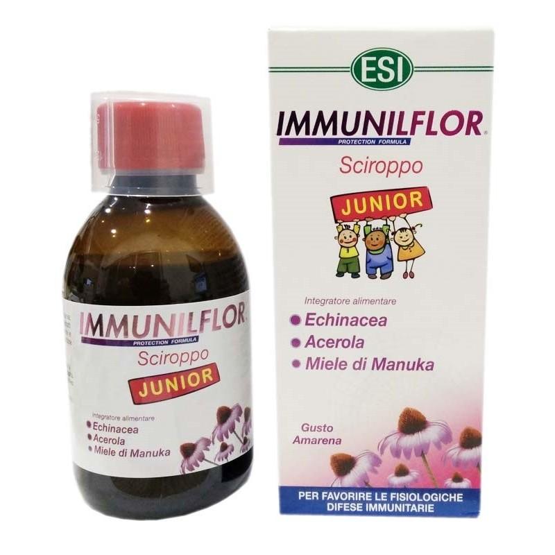 Immunilflor sciroppo junior - 180 ml 0731