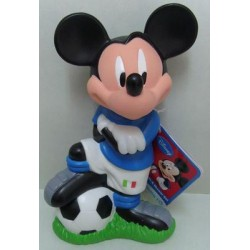 bagnoschiuma per bambini topolino calciatore in 3d 200ml