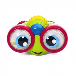 cristoforo il binocolo  giocattolo  interattivo  per bambini 6-36 mesi