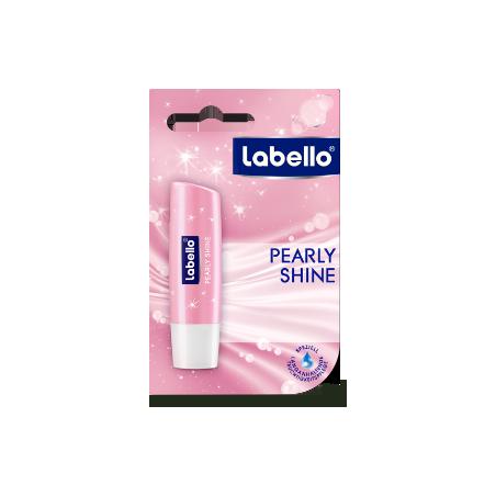 LABELLO - stick per le labbra protettivo lipcare pearl & shine  5,5 ml
