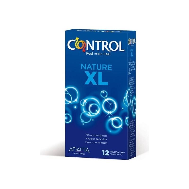 CONTROL - Preservativi Adapta Xl 12 Pezzi