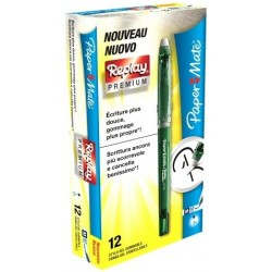 replay premium penna cancellabile verde 0,7 mm confezione 12 penne