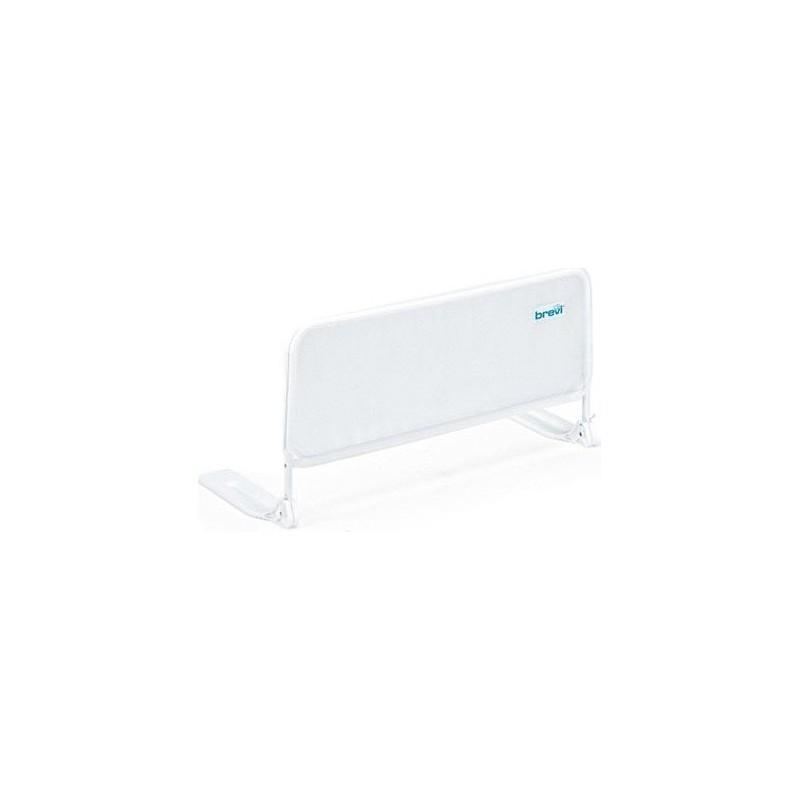 Brevi barriera sponda di protezione per il letto cm 90 bianco - Protezione letto ...