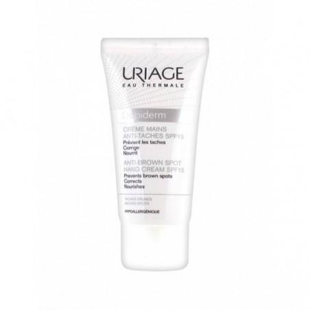 URIAGE - Depiderm crema mani anti-macchie brune 50ml