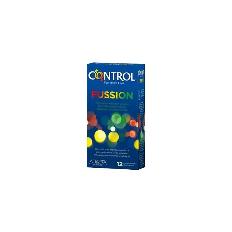 CONTROL - Preservativi Fussion 12 Pezzi