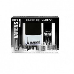 Cofanetto varens City Paris Eau de Toilette 50 ml + Deodorante 50 ml