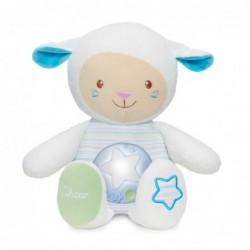 Baby Senses Mamma Lullaby Pecorella Azzurro 0M+