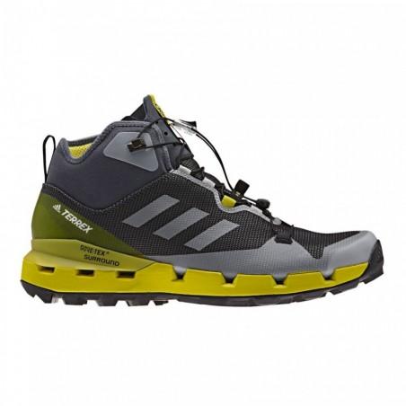 buy online edb0d 42575 ADIDAS - Terrex Fast Gtx Scarpe Trekking Uomo Surround Grigio Giallo Eu 42  2 3 Uk 8.5 (Articolo Di Campionario)