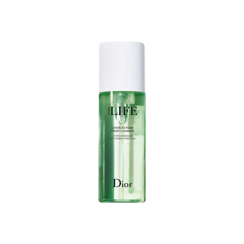 Dior - hydra life lotion to foam - mousse struccante viso 190 ml