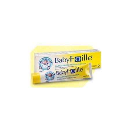 Sanofi - baby foille pasta protettiva lenitiva per il cambio tubo 145 g
