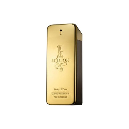 Paco Rabanne - 1 million - eau de toilette uomo 200 ml vapo