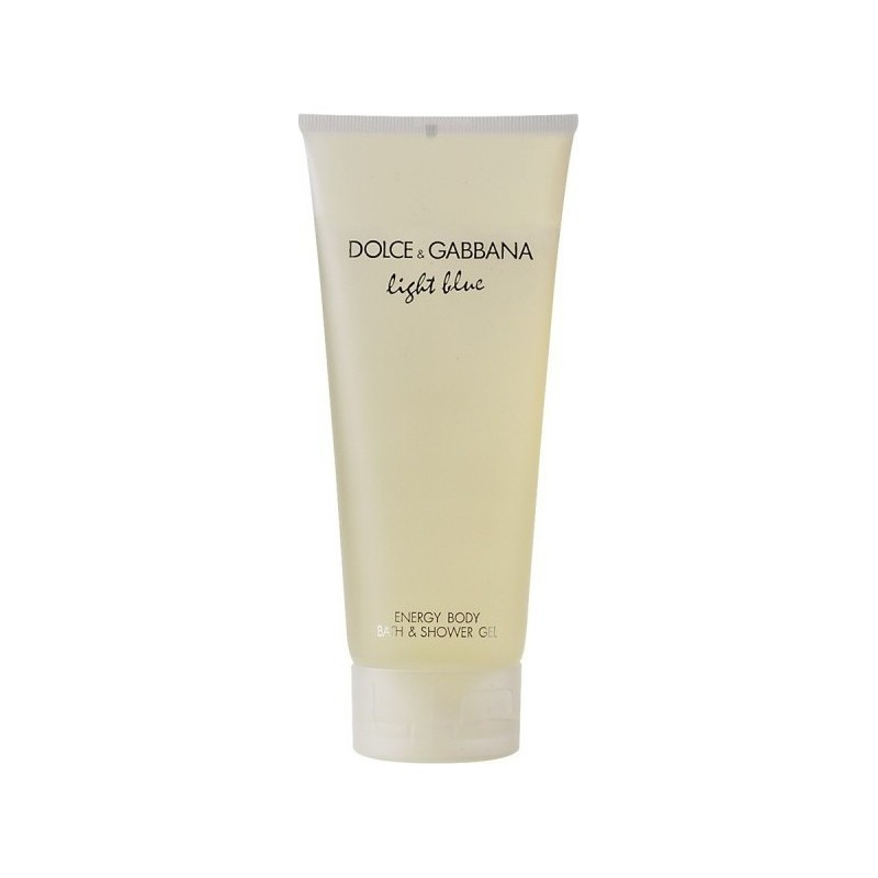 DOLCE&GABBANA - light blue gel doccia 200 ml