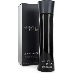 armani code homme - after shave lotion 100 ml