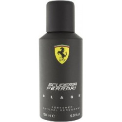 black deodorante spray 150 ml