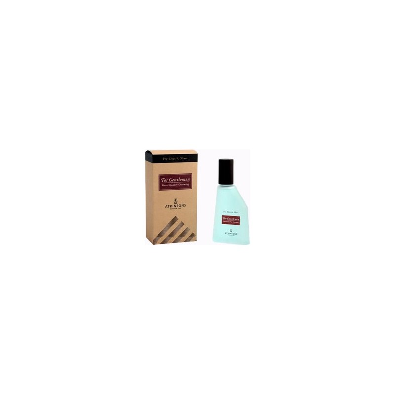 ATKINSONS - for gentlemen pre-electric shave 90 ml