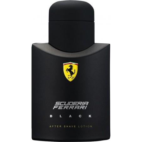 FERRARI - Scuderia Ferrari black after shave lozione dopobarba 75 ml
