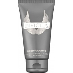 invictus all over shampoo gel doccia e shampoo 150 ml