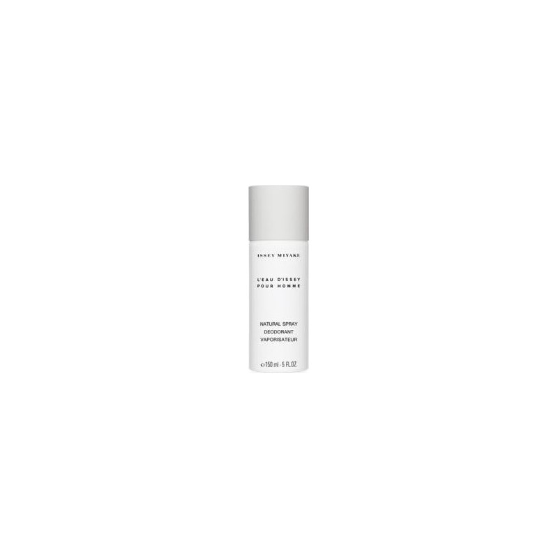 ISSEY MIYAKE - l'eau d'issey pour homme deodorante 150 ml vaporizzatore