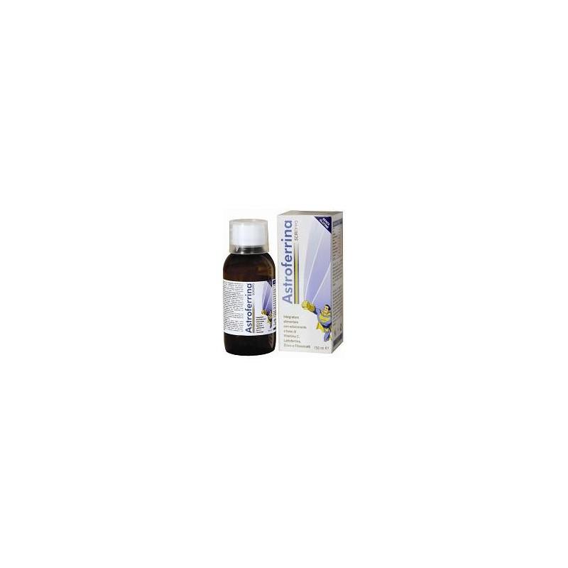 BIODELTA - astroferrina sciroppo 150 ml - Integratore Immunostimolante
