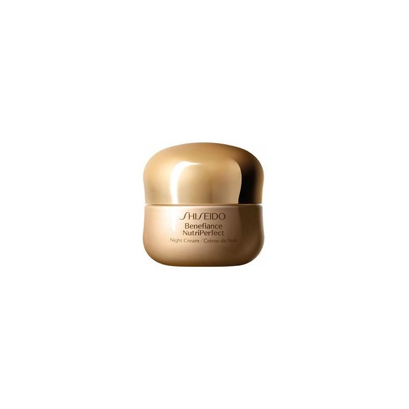 Shiseido - benefiance nutriperfect night crema notte anti-età 50 ml