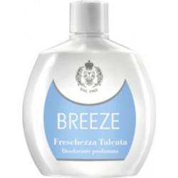 deodorante  squeeze freschezza talcata 100 ml
