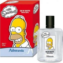 profumo per bambini eau de toilette homer 50ml spray