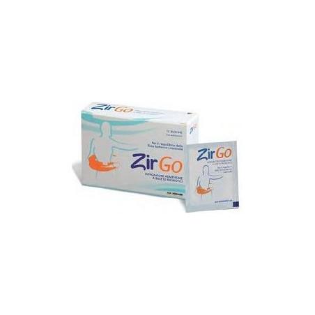 ALFA WASSERMANN - zirgo integratore alimentare per l'equilibrio della flora batterica intestinale 12 bustine